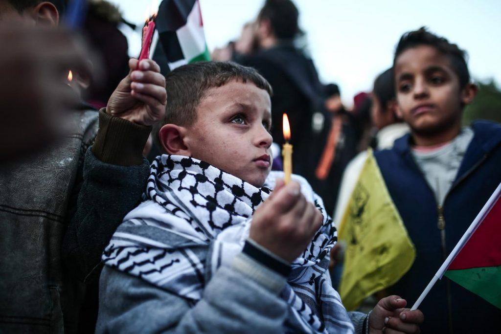 Babini a Gaza