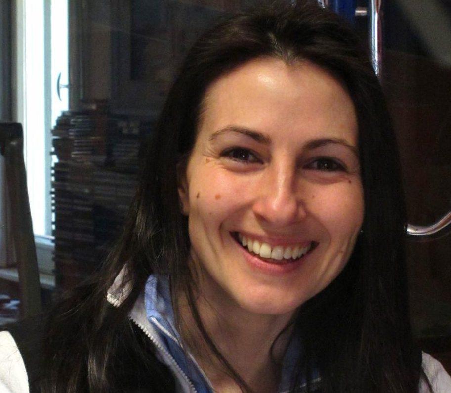 La lupologa Marta Gandolfi