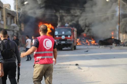 Invasione turca nel nord della Siria