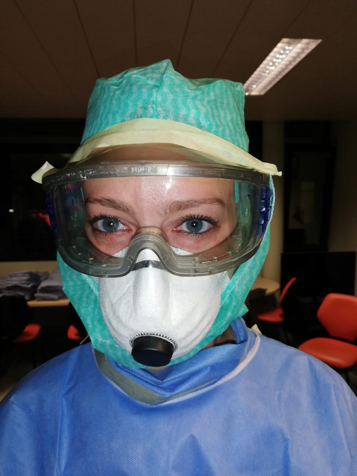 rianimazione Rovereto infermiera