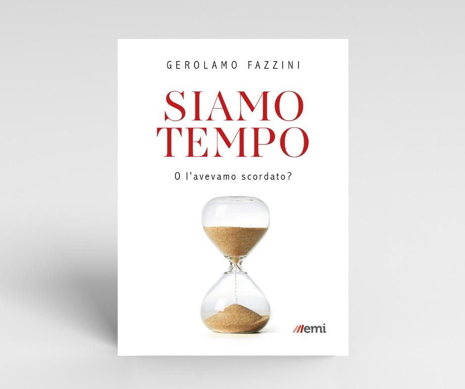 """Il libro """"Siamo tempo"""""""
