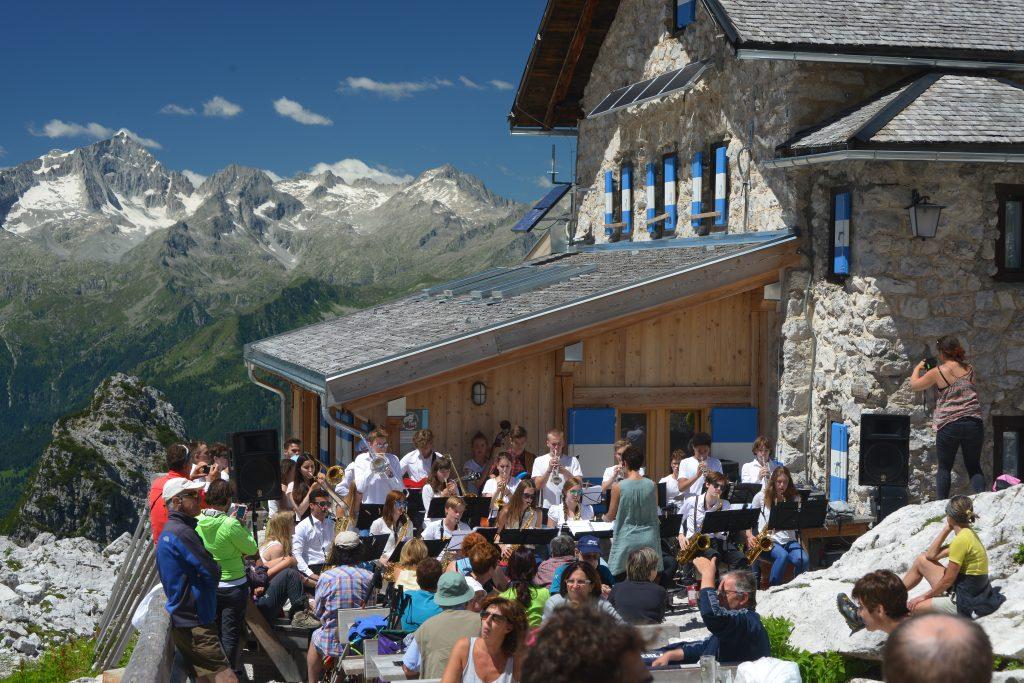 Rifugio alpino