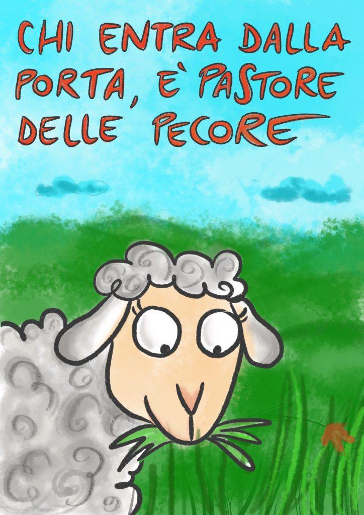 Pastore delle pecore