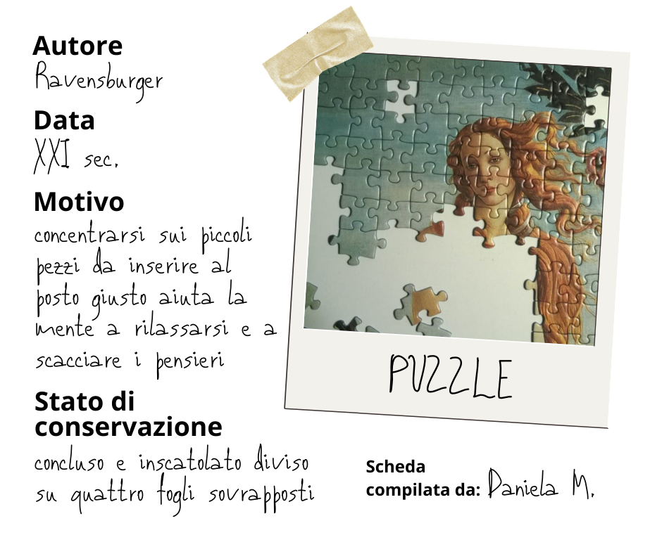 Una delle schede del Museo della Quarantena - Foto dalla pagina Facebook del Museo Diocesano Tridentino