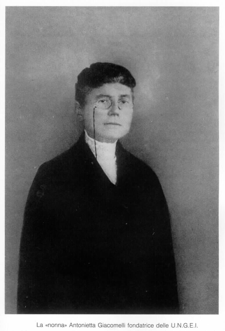 Antonietta Giacomelli