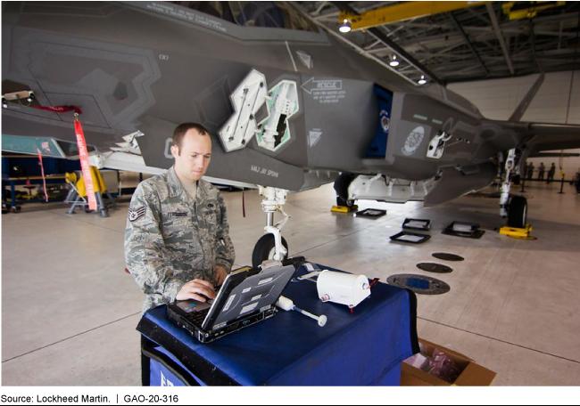 Il cacciabombardiere F-35