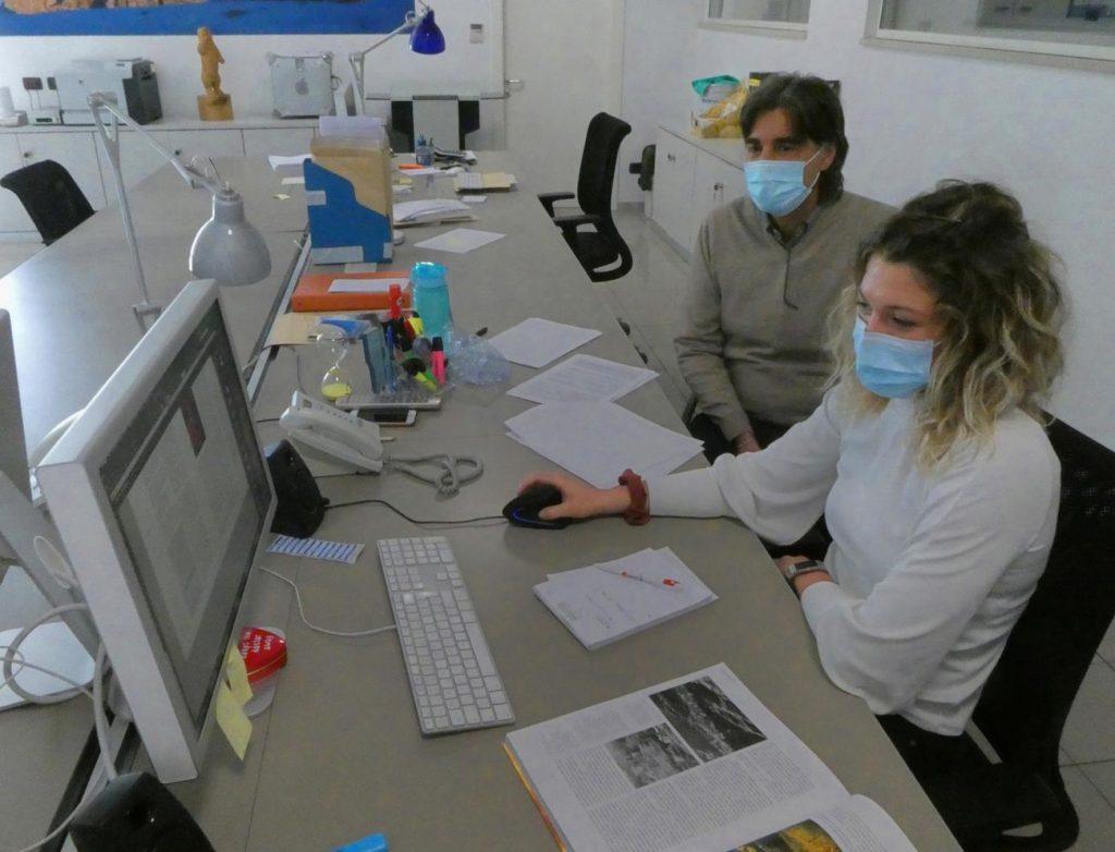 In ufficio si convive con il coronavirus Sars-Cov2-19