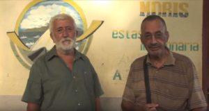 Don Francesco Moser e don Pierluigi Fornasier