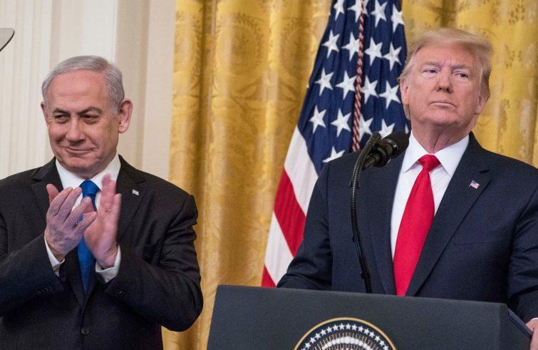 Netanyahu e Trump
