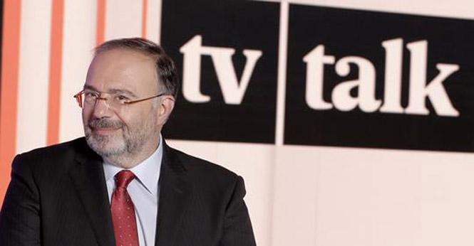 Il conduttore Massimo Bernardini