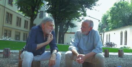 Massimo Cirri in dialogo con Gino Strada