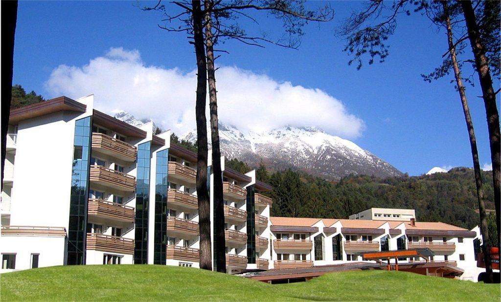Turismo - Il Grand Hotel delle Terme di Comano