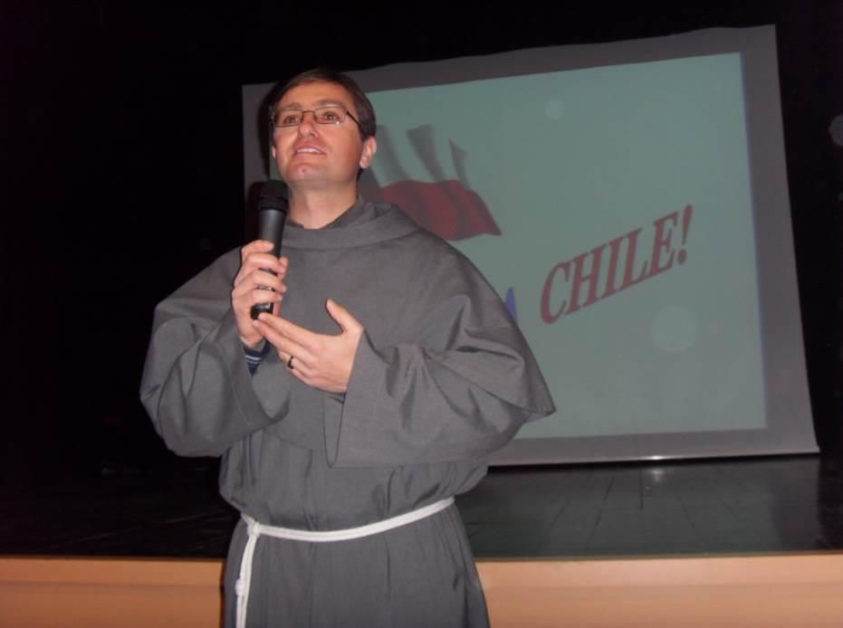 Padre Christian Borghesi