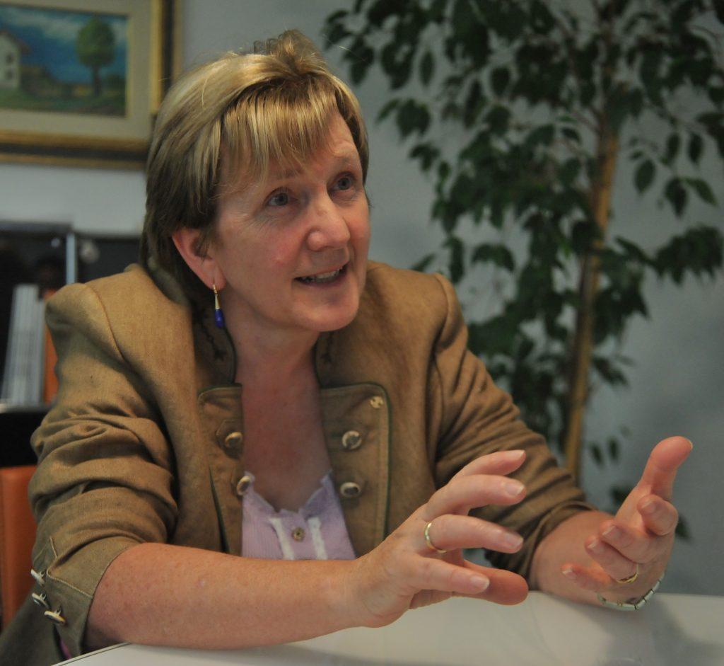 Cooperazione: la presidente uscente Marina Mattarei