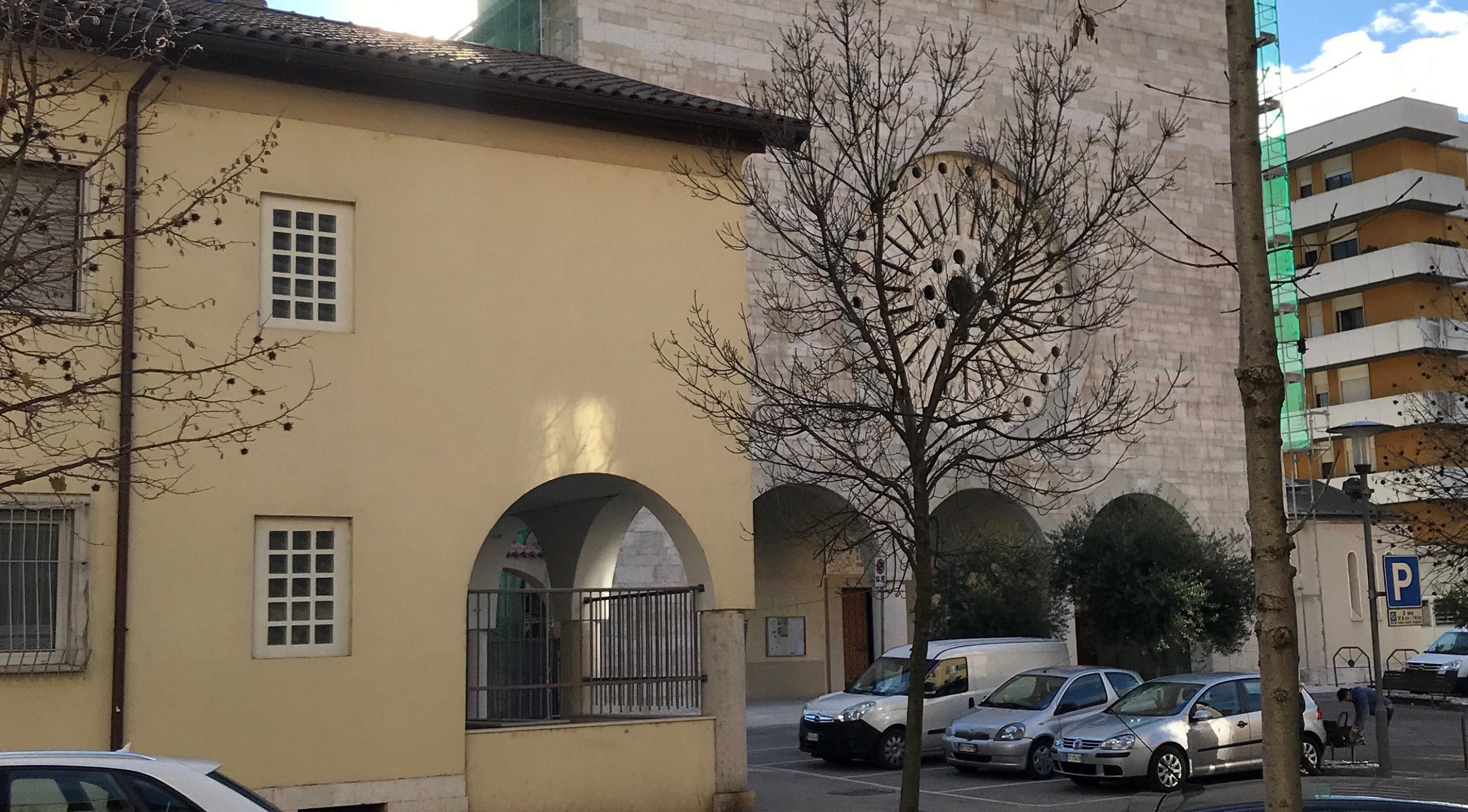 La chiesa di San Giuseppe a Trento