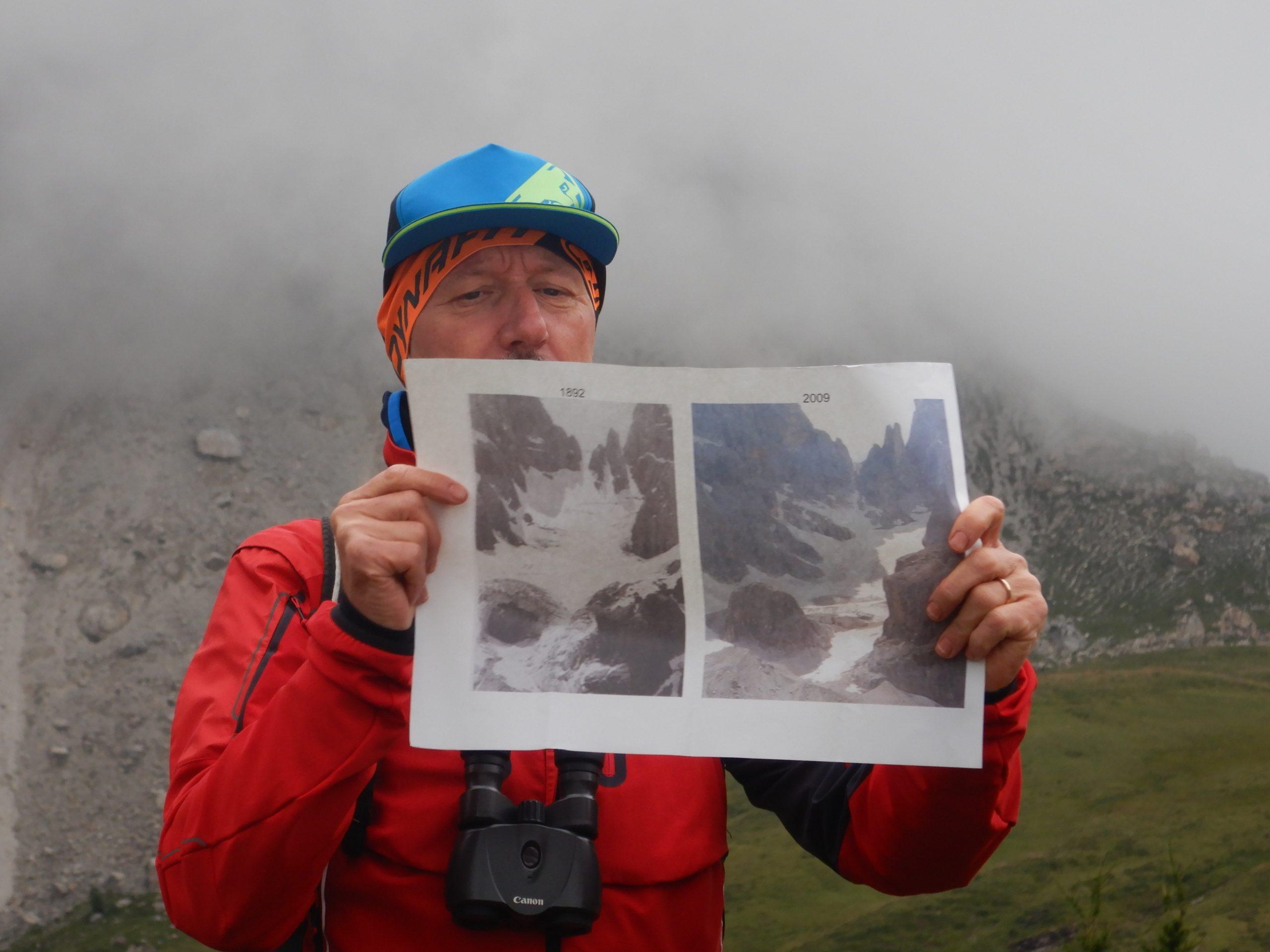 San Martino di Castrozza: la presentazione del monitoraggio di Legambiente sui ghiacciai Travignolo e Fradusta