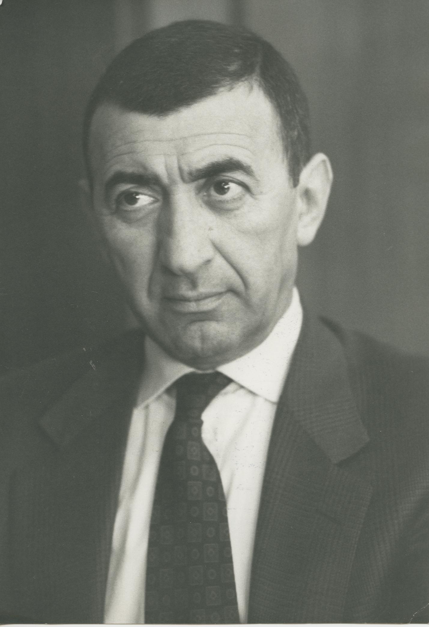 Fulvio Zuelli. Foto Zotta