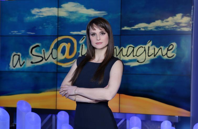 """Lorena Bianchetti, riconfermata alla guida della trasmissione di attualità religiosa """"A Sua immagine"""""""