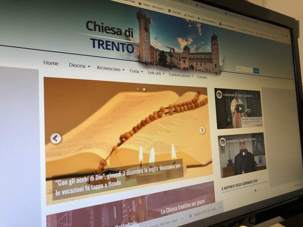 sito web diocesi