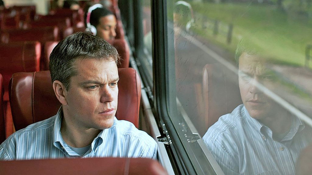 """Matt Damon in """"Promised Land"""""""