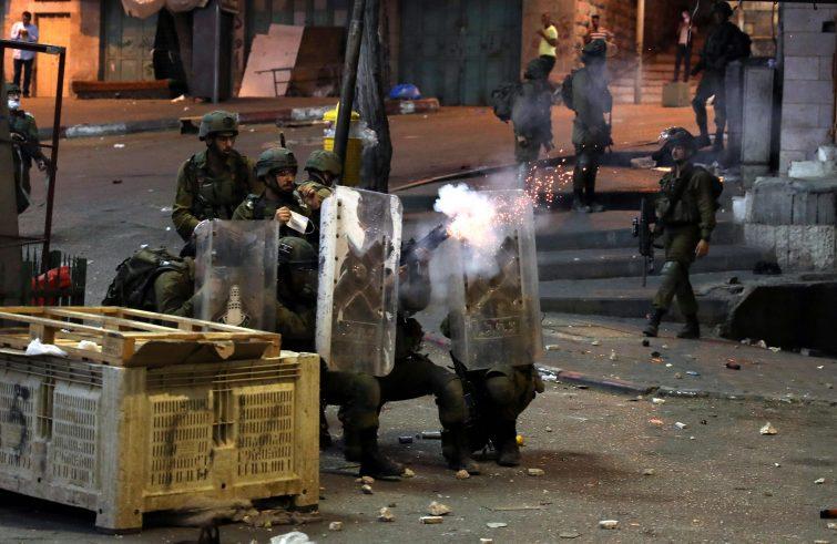medio oriente, conflitto israelo-palestinese
